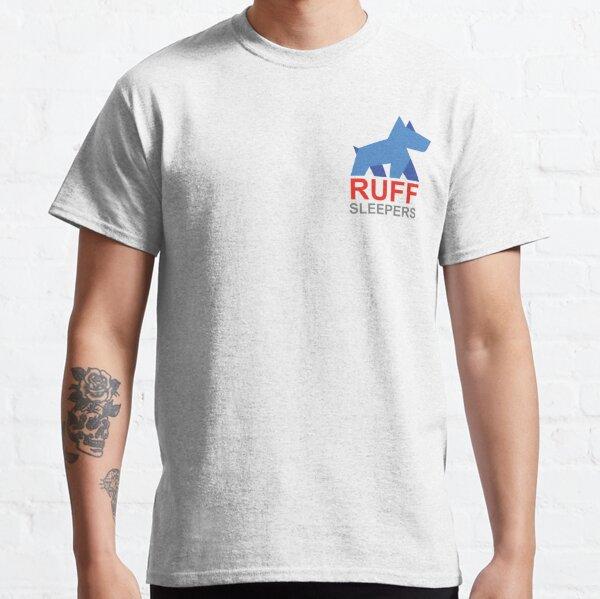 Ruff Sleepers Small Logo Classic T-Shirt