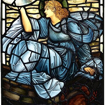 "Edward Burne-Jones ""The morning star""  by ALD1"