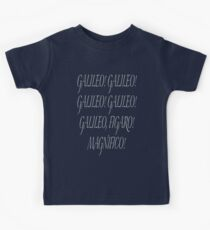 A Queen's lyrics Kids Tee