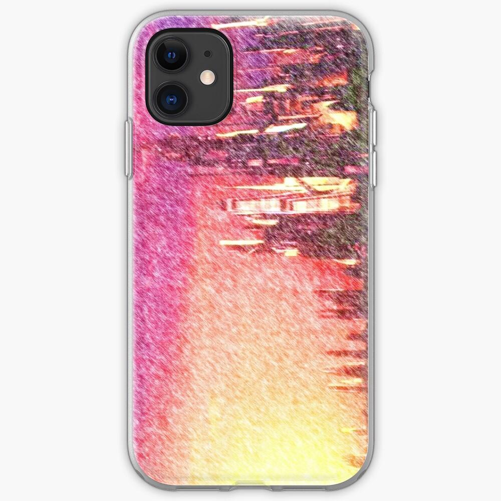 Alteran sunset iPhone Soft Case