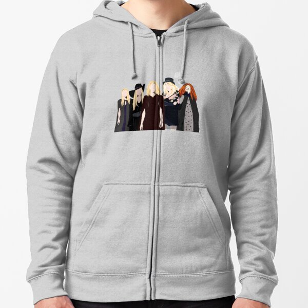 Witches 2.0 Zipped Hoodie