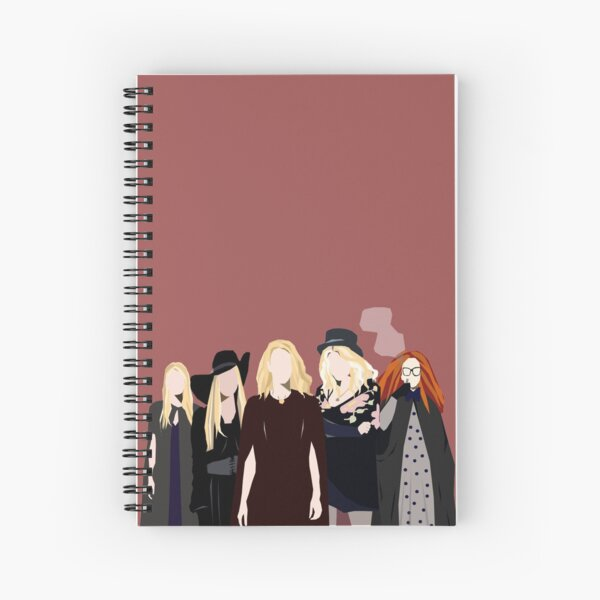 Witches 2.0 Spiral Notebook