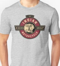 Indian Motorcycle Riders Group Unisex T-Shirt