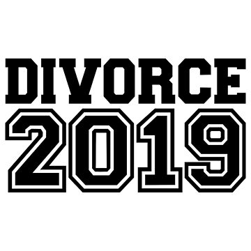 Divorce 2019 by Designzz