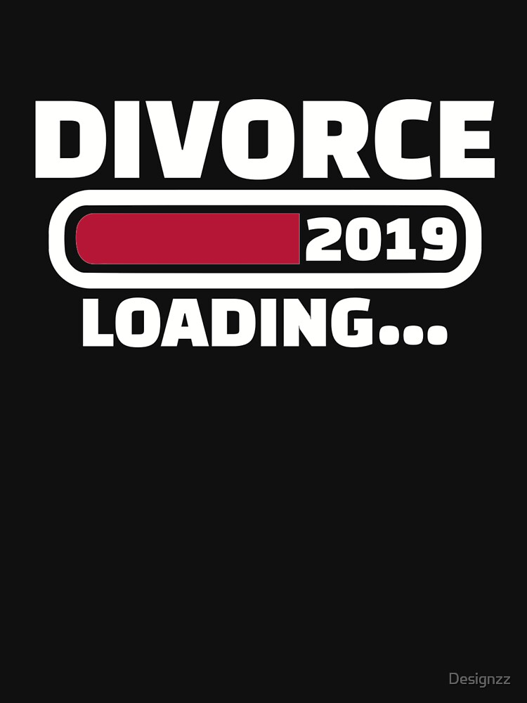 Divorce 2019 loading by Designzz