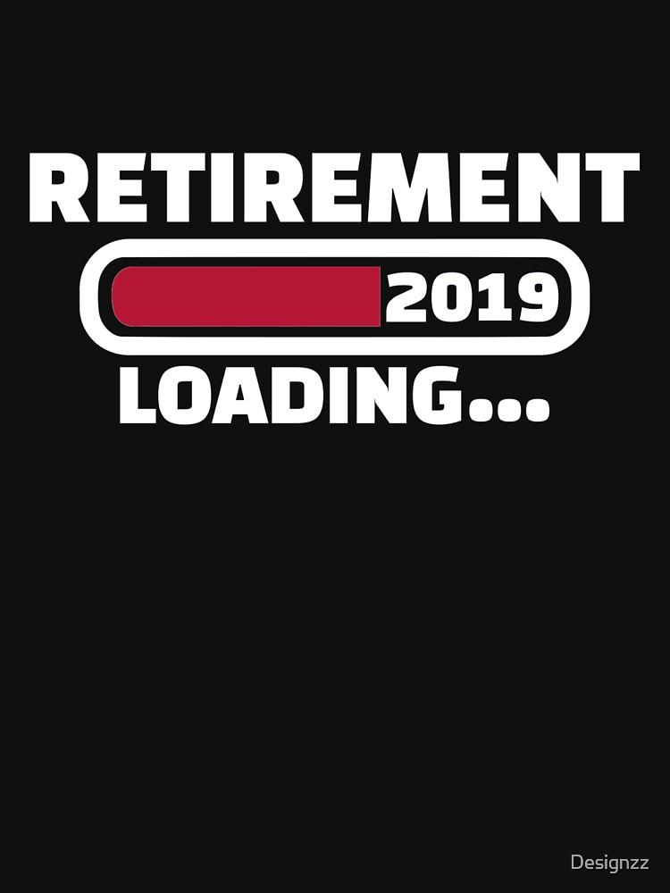 Retirement 2019 by Designzz