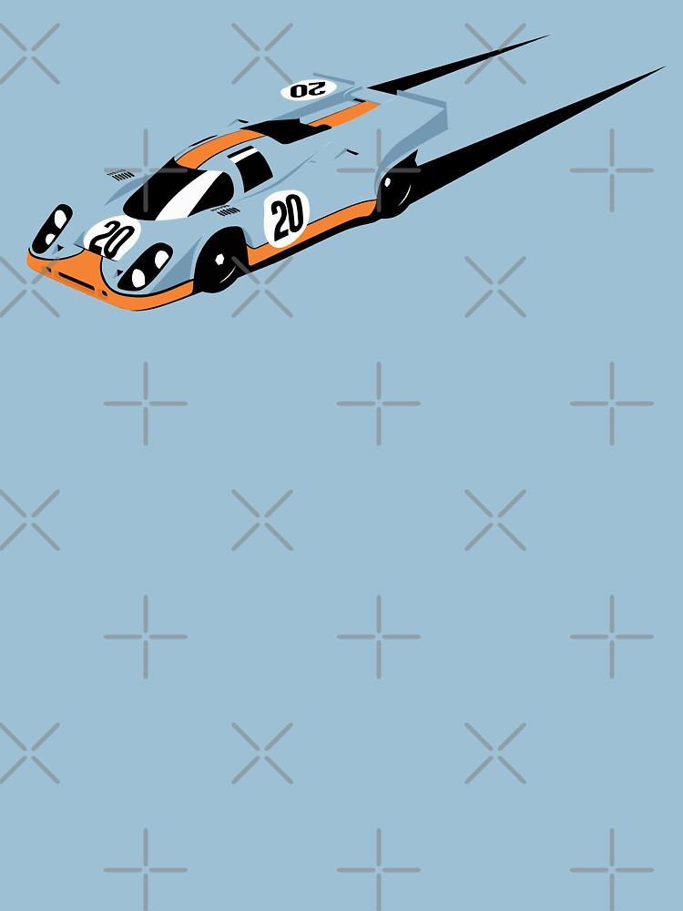 Race winning 917 in blue racing livery by ApexFibers