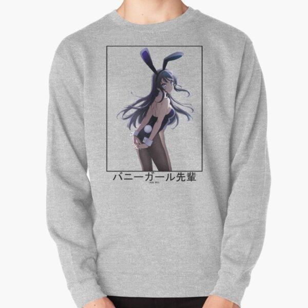 Bunny girl senpai (Mai Sakurajima) Sudadera sin capucha