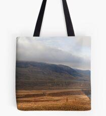 Panoramic dry county Tote Bag
