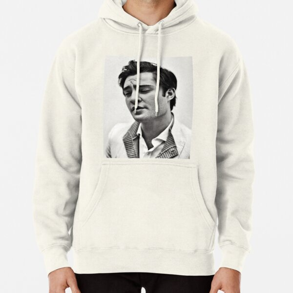 I'm Chuck Bass Pullover Hoodie