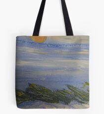 LA PLAGE Tote Bag