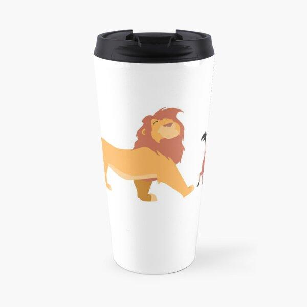 El Rey León - Timón, Pumba, Simba Taza de viaje