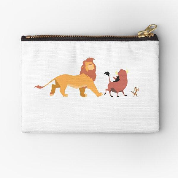 Der König der Löwen - Timón, Pumba, Simba Täschchen