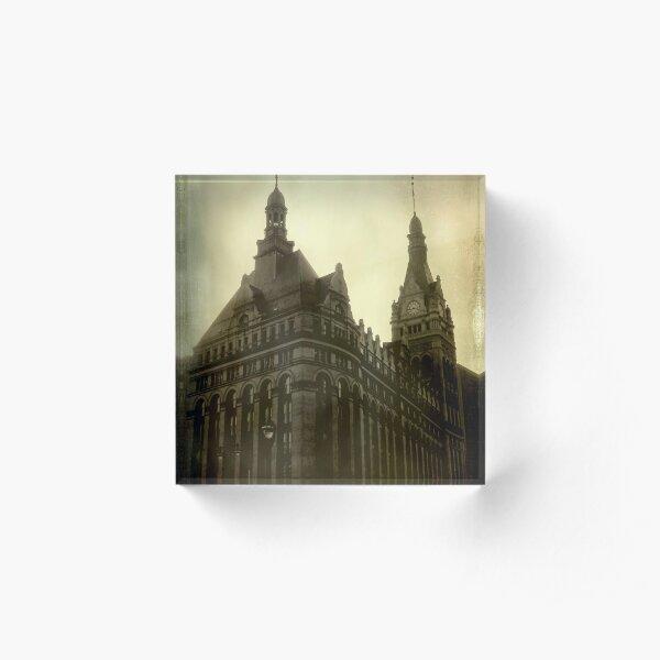 Good Old Milwaukee!!! © Acrylic Block