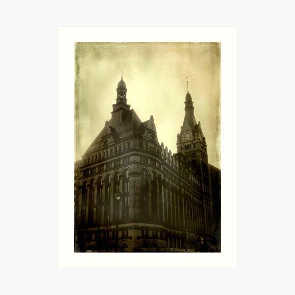 Good Old Milwaukee!!! © Art Print