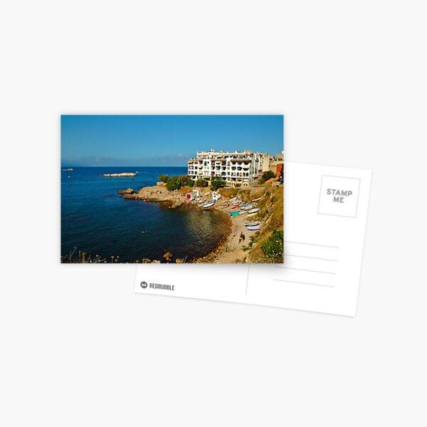 L'Escala, Costa Brava, Catalonia, Spain Postcard