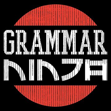 Grammar Ninja by VomHaus