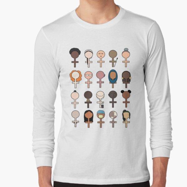 Equity 1 Long Sleeve T-Shirt