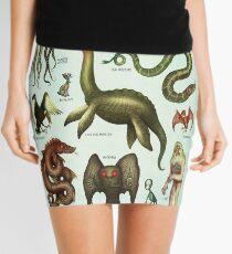 Cryptids Mini Skirt