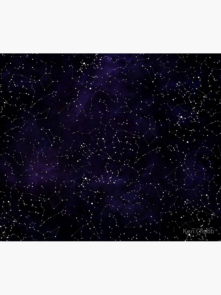 Northern Hemisphere Constellations by studythestars