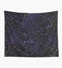 Northern Hemisphere Constellations Wall Tapestry