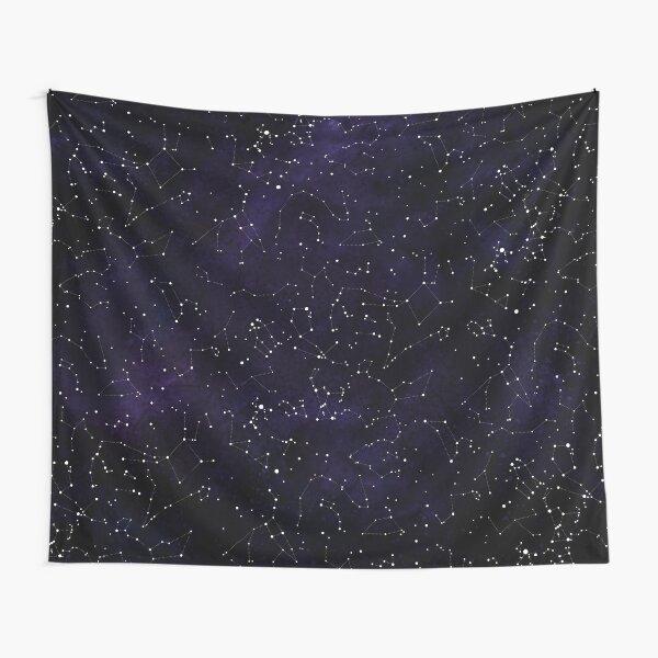 Northern Hemisphere Constellations Tapestry