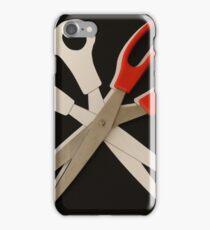 Scissors iPhone Case/Skin