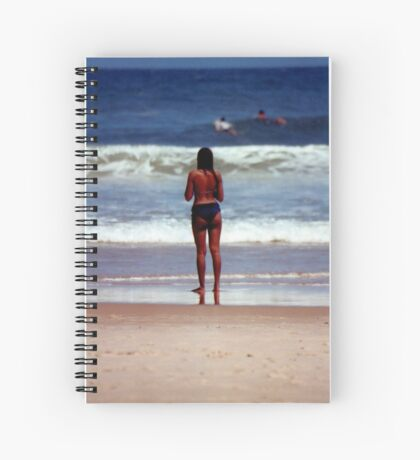 Girl from Ipanema Spiral Notebook