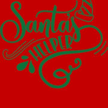 Santas Helper by JakeRhodes