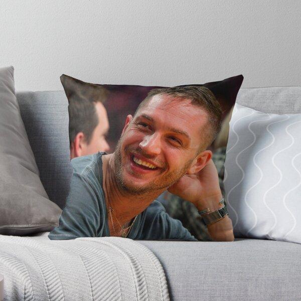 Tom Hardy Throw Pillow