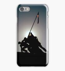 ~Iwo Jima Memorial~ iPhone Case/Skin