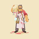 The Butcher by crispe