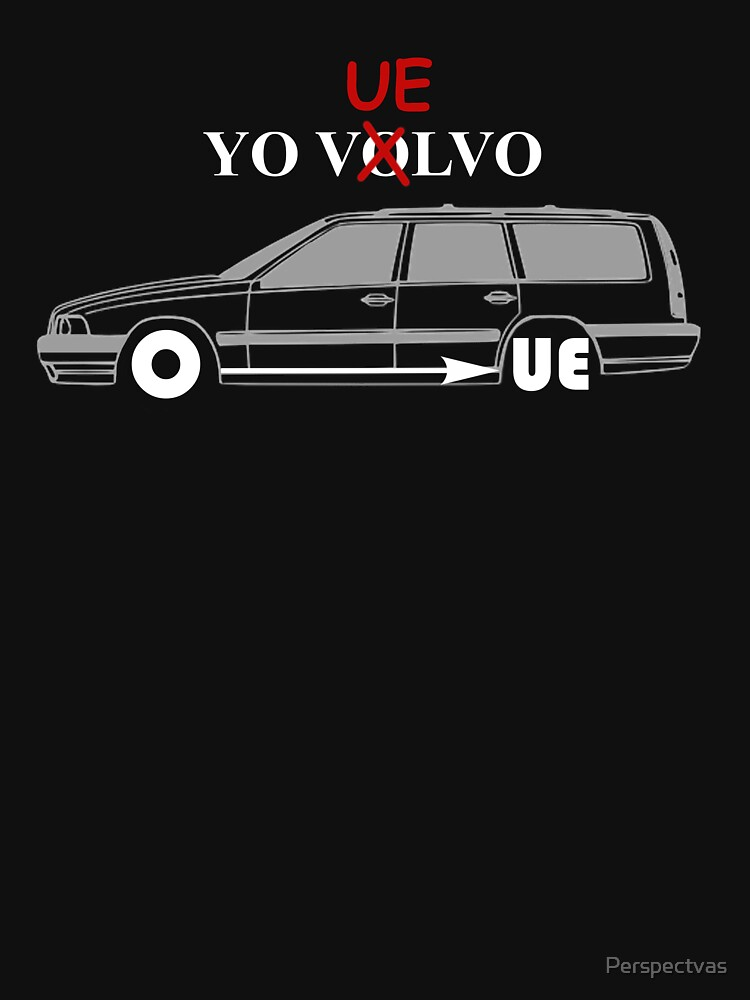 Spanish Teacher Shirt | Spanish Volvo by Perspectvas