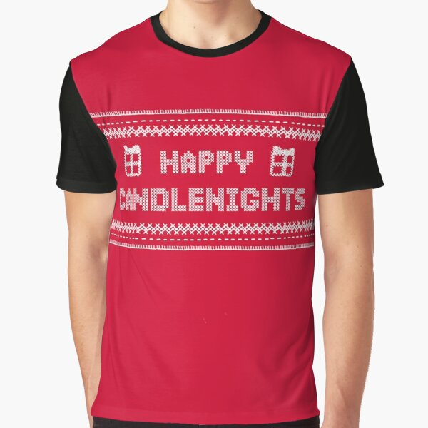 Happy Candlenights Graphic T-Shirt
