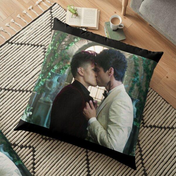 Shadowhunters Malec Kissing Floor Pillow