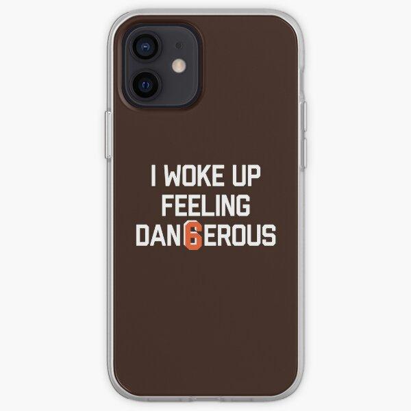 I woke up feeling Dan6erous 3 iPhone Soft Case