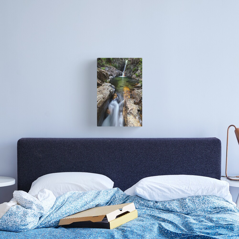 Rollason Falls, Mount Buffalo, Australia Canvas Print
