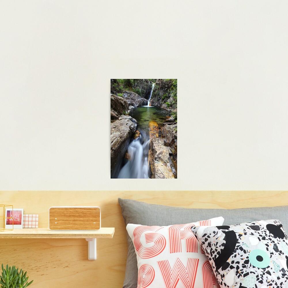 Rollason Falls, Mount Buffalo, Australia Photographic Print