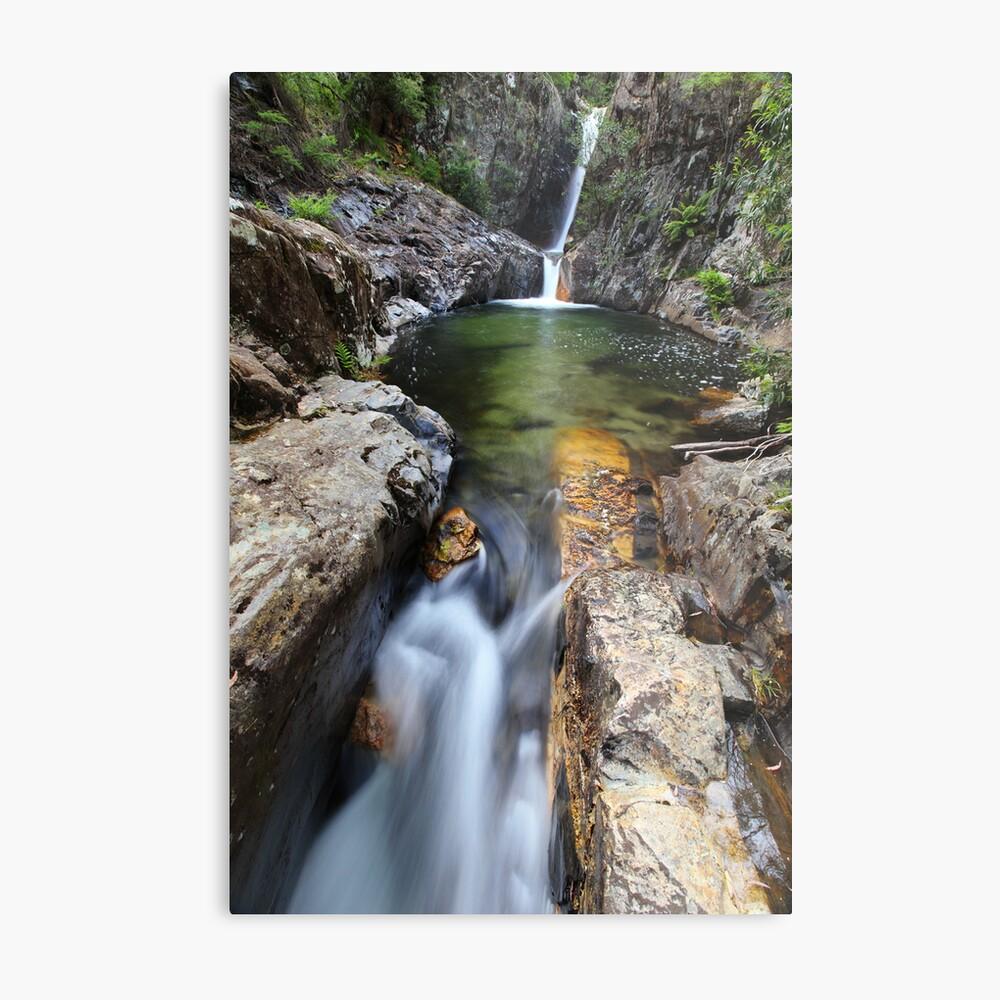 Rollason Falls, Mount Buffalo, Australia Metal Print