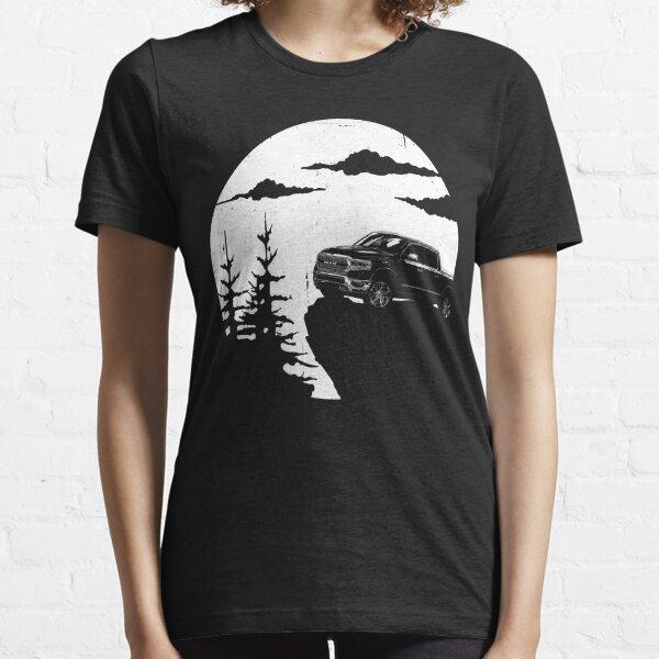 Dodge Ram Adventure sur route T-shirt essentiel