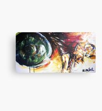 Music for the Soul Canvas Print