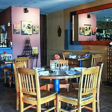 Bistro Open...Customers Wanted! by heatherfriedman