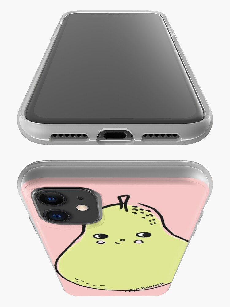 Alternate view of Pair of Pears iPhone Case & Cover