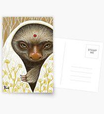Medicine Sloth Postcards