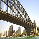 Sydney Harbour Bridge by Adah
