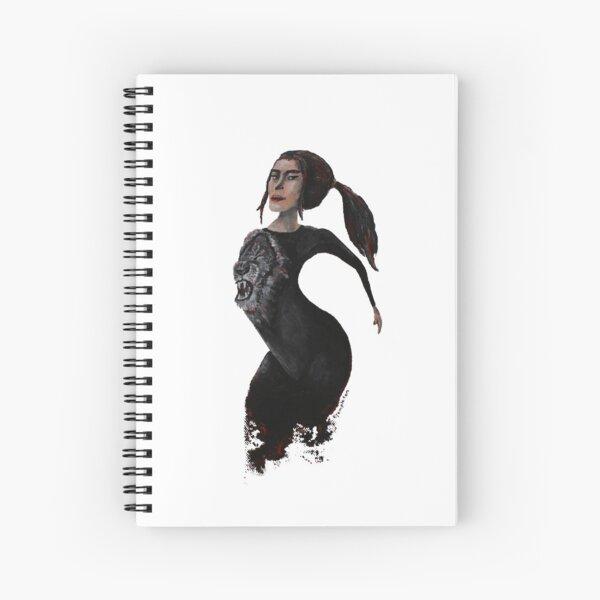 Hear me Rawr Spiral Notebook