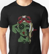 Mechanical Girl 1 Unisex T-Shirt