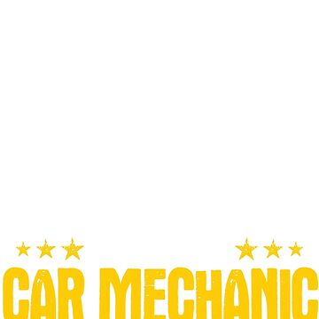 Car Mechanic Auto Mechanic Gift Present Smiles by Krautshirts