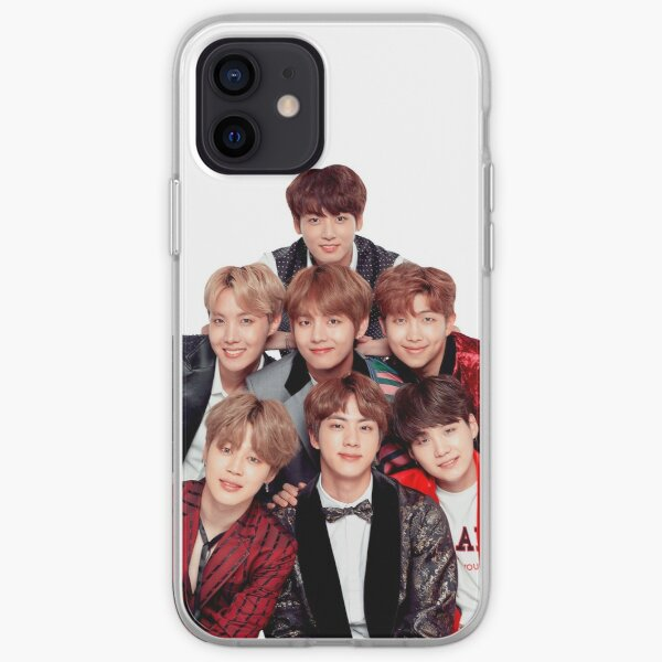 BTS 4TH | FAMILY PHOTO iPhone Soft Case