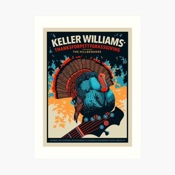 Artwork Keller Thanks for petty grass giving Williams the Hillbenders Art Print